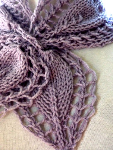 Victorian Rose Hand Knitting Scarf Pattern Kindle Edition By Grace