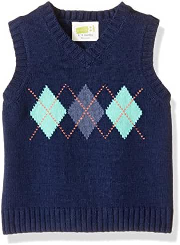 Crazy 8 Baby Toddler Boys' Argyle Vest