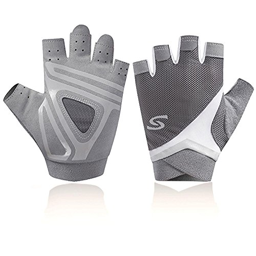 Gray Rowing Gloves for Women by – Ideal for Indoor Rowing, Sculling, Kayak, SUP, Outrigger Canoe, Dragon Boat and other Watersports (kayak gloves women1)
