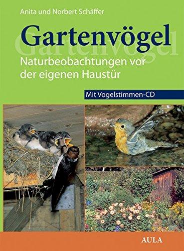 Gartenvögel: Naturbeobachtungen vor der eigenen Haustür