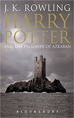 HARRY POTTER AND THE PRISIONER OF AZKABAN: 3/7 Harry Potter ...