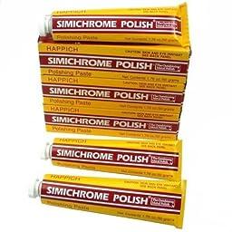 Simichrome Polish Pack Of Three 390050 Orange Cycle Parts