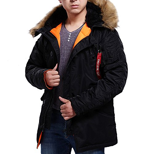 N-3b Hooded Parka - 6