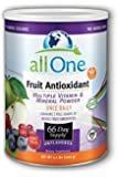 All One Powder Multiple Vitamins & Minerals, Fruit Antioxidant Formula, 2.2-Pound Can