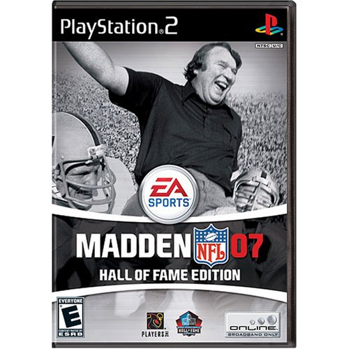 Madden NFL 07 Hall of Fame Edition - PlayStation 2 ()