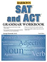 SAT and ACT Grammar Workbook (Barron's Test Prep)