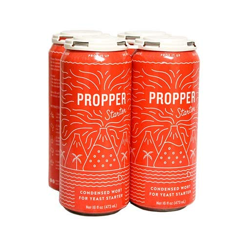 Propper Starter Condensed Wort Can (4 Pack) by The Homebrew Shop