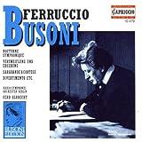Busoni: Orchestral Works Vol. 1: Nocturne Symphonique; Verzweiflung und Ergebung; Sarabande & Cortège; etc
