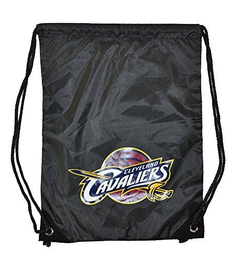 Team Logo Drawstring Backpack (NBA Basketball Team Logo Drawstring Backpack Bag - Pick Team (Cleveland Cavaliers))