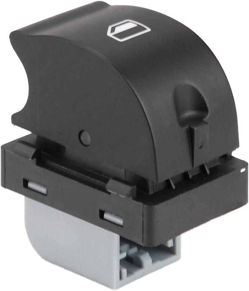 Gorgeri Interruptor del elevalunas el/éctrico Interruptor de control de la ventana lateral del pasajero del autom/óvil para A4 B6 B7 2002-2008 8ED959855