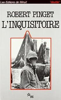 L'inquisitoire par Pinget