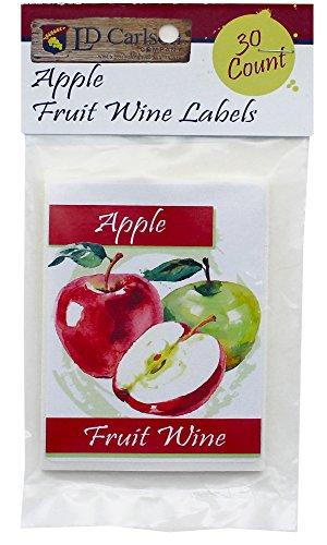 Apple Fruit Wine Labels - Labels Fruit Wine