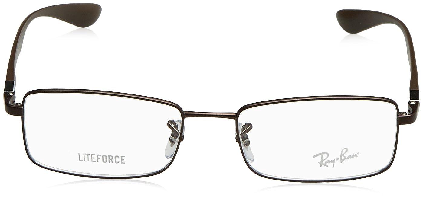 e643770c0a7 Amazon.com  Ray-Ban Optical 0RX6286 Sunglasses for Mens  Shoes