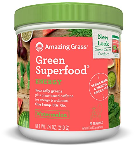 Amazing Grass SuperFood Watermelon Servings