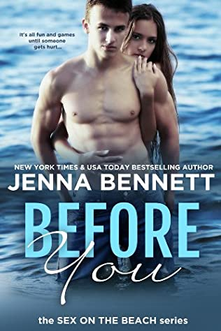 book cover of Before You