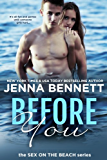 Before You: Cassie and Ty book 1 (Sex on the Beach New Adult Novellas)