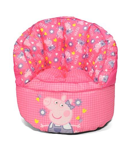 Peppa Pig Kids Bean Bag Chair by Peppa Pig