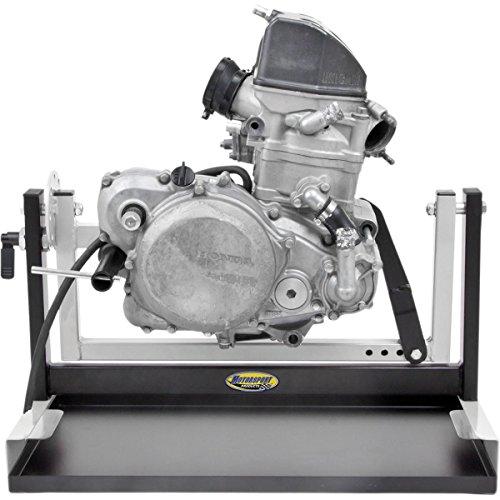 dirt bike engine stand