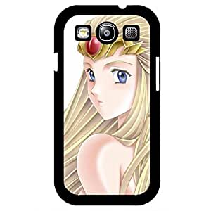 Custom Simple Style The Legend of Zelda Twilight Princess Theme Hard Plastic Case Cover for Samsung Galaxy S3
