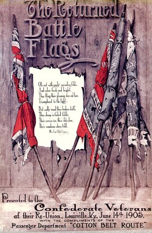 The Returned Battle Flags (Flags Of The Confederacy The Richard Rollins)