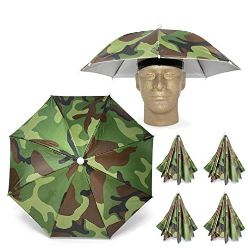 Looney Zoo Umbrella Hat