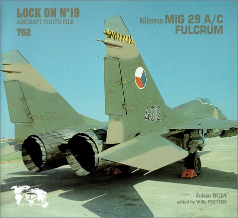 Lock On No. 19 - Mikoyan MiG 29 A/C Fulcrum