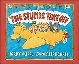 The Stupids Take Off, Harry Allard, 0395500680