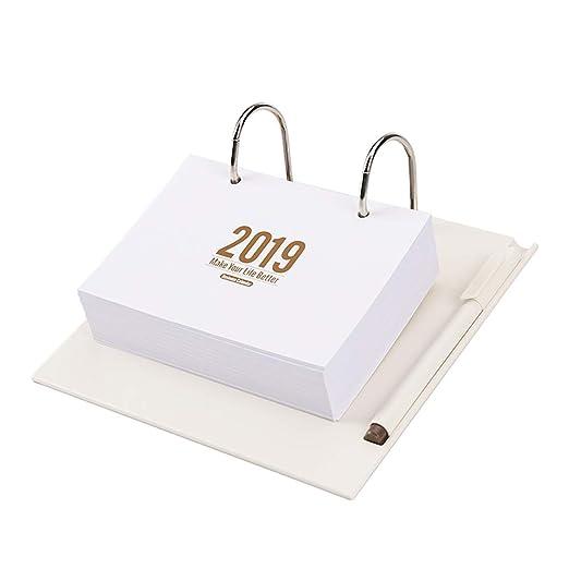 Calendario Calendarios de Escritorio Calendarios d 2019 Calendario ...