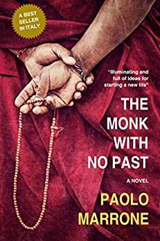 The monk with no past by [Marrone, Paolo]
