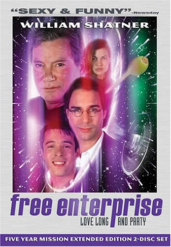 Free Enterprise: Love Long & Party (Five Year Mission Two-Disc Extended Edition)
