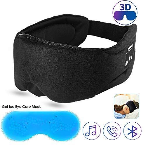 Bluetooth Headphones Sleep Eye Mask ,Bluetooth Sleeping
