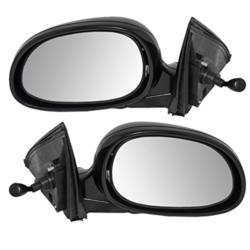 95 Honda Civic Mirror Manual - 3