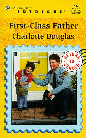 book cover of First-class Father