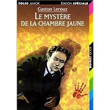 MYSTÈRE DE LA CHAMBRE JAUNE (LE)