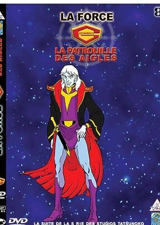 Dessin d'Animation - La Force G - La Patrouille Des Aigles - Vol. 8 [francia]