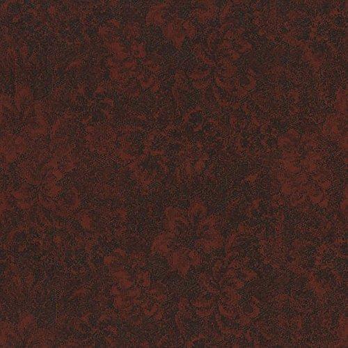 Fabric Quilt Jinny Beyer (Rich and Exotic Dark Burgundy Floral, Delhi, by Jinny Beyer, RJR Fabrics, By the Yard)
