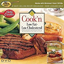 Betty Crocker Cook`n low fat-low cholesterol