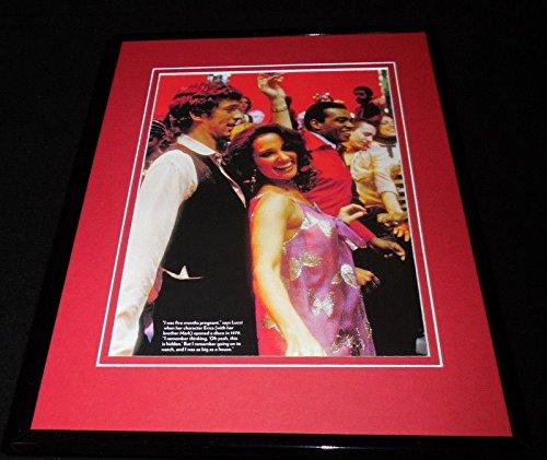 Erica Kane All My Children 1979 Disco Framed 11x14 Photo Display Susan -