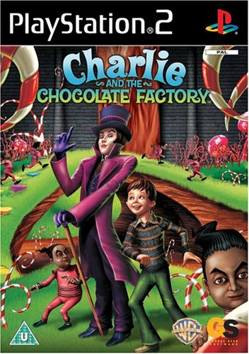 charlie and the chocolate factory ps amazon co uk pc video charlie and the chocolate factory ps2