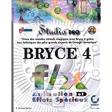 Bryce 4 studio pro