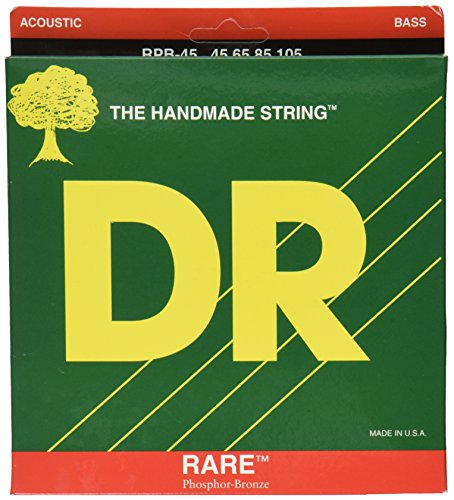- DR Strings - Phosphor Bronze AcousticBass 45-105