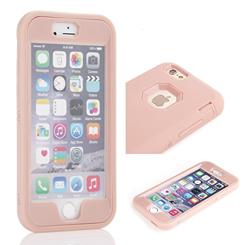 iPhone 6 Case,iPhone 6s Case,3in1 Shield Series Heavy Duty Hybrid Hard PC...