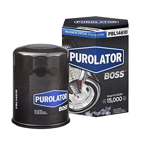 Purolator PBL14610 PurolatorBOSS Premium Oil Filter (Honda Civic Oil)