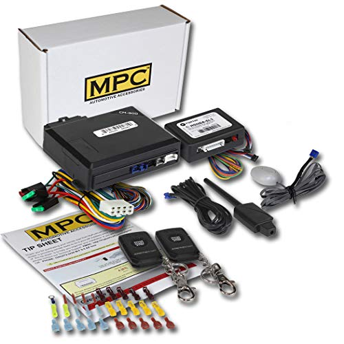 Complete 1-Button Remote Start Keyless Entry Kit for 2002-2006 Acura RSX w/Bypass Module - Downloadable Tip - Remote Bypass Module Start Acura