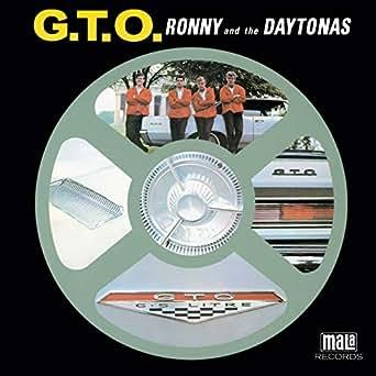 Amazon.com: G.T.O.: Ronny & The Daytonas: MP3 Downloads