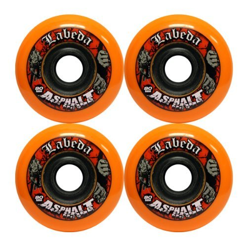 Labeda Asphalt Outdoor Inline Hockey Wheels by Labeda