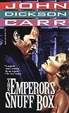 The Emperor's Snuff, John Dickson Carr, 0786702230