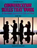 Skills That Work : Communication Skills, Romanek, 0809241218