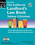 The California Landlord's Law Book, David Brown, 0873376439