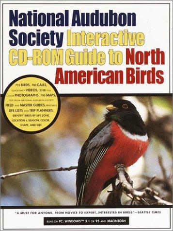 Audubon Bird Series (The National Audubon Society Interactive CD-ROM Guide to North American Birds (National Audubon Society Interactive CD-ROM Series))